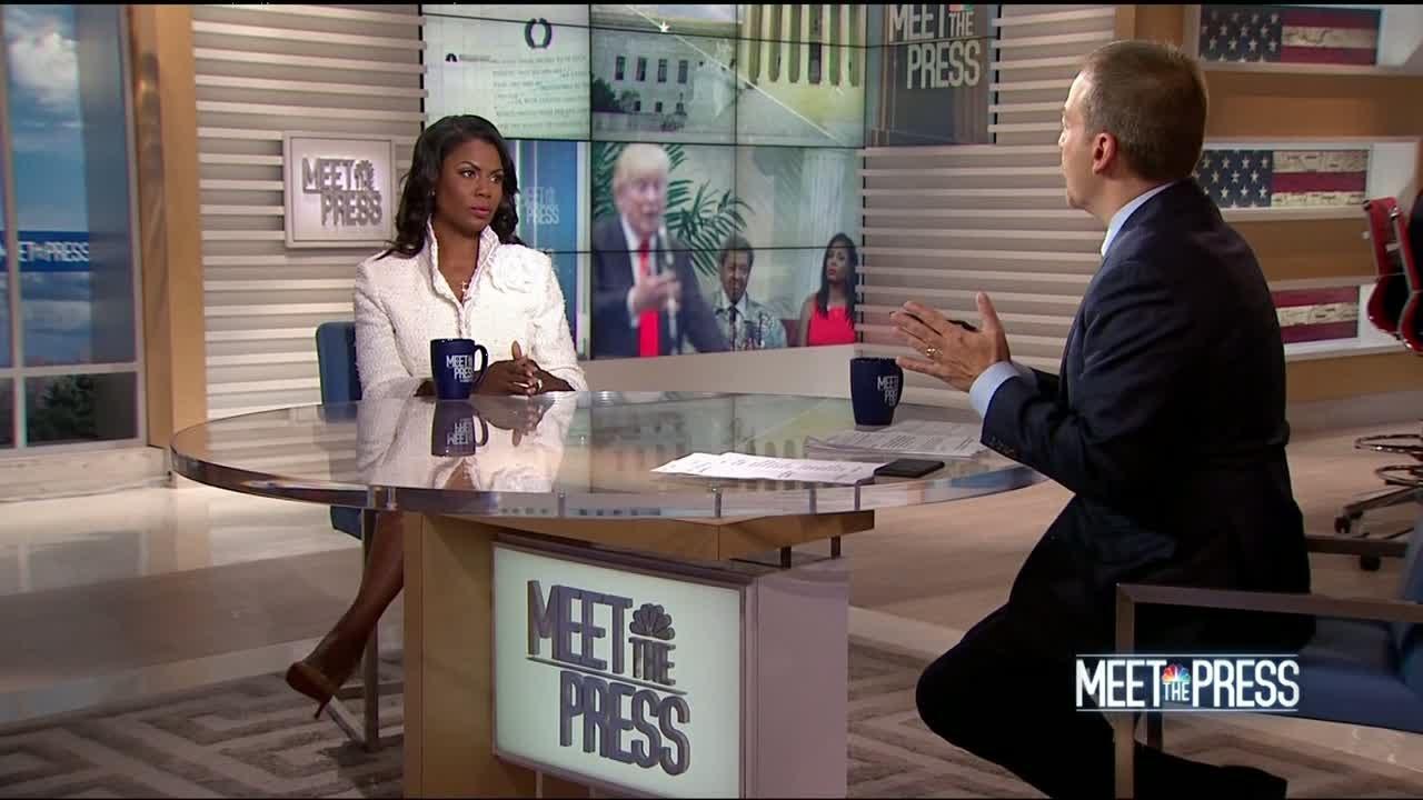 فرانس 24:Omarosa releases tell-all book amid dispute with Trump