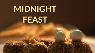 The Midnight Feast - A Tale of Devotion and Brotherhood