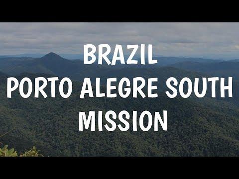 Brazil Porto Alegro South Mission