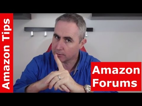 Amazon Tips: Amazon Forums