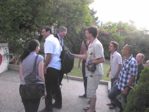 HAIFA - Réception Du 14 Juillet 2011