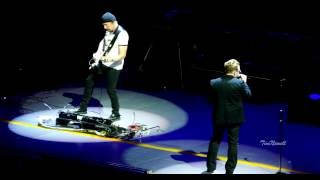 "U2 / 4K / ""All I Want Is You"" (Live) / United Center, Chicago / June 28th, 2015"