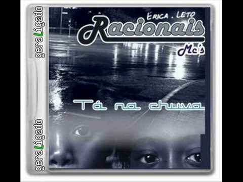 cd racionais mcs ta na chuva 2009