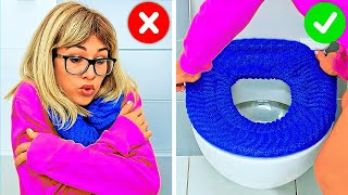 23 USEFUL TOILET HACKS NOBODY TOLD YOU ABOUT