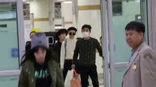 Gambar cover 【FANCAM】151029  SHINee  GIMPO AIRPORT