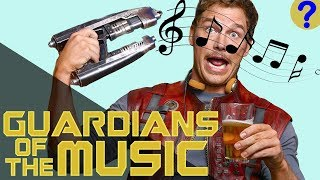 Guardians of the Music [Guardians of the Galaxy Synchro/Parodie]