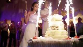 Тимур и Дарья (свадебное видео в Магнитогорске) 2013
