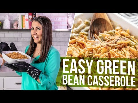 easy-green-bean-casserole-(no-cream-of-mushroom!)