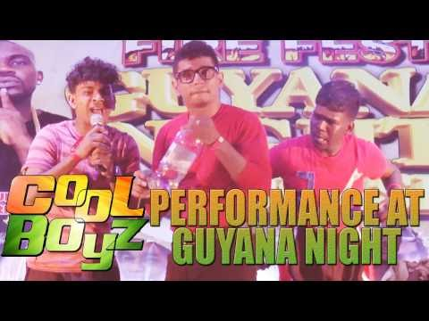 Caribbean Stage Show - CoolBoyz Performance At Guyana Night - Guyanese Jokes