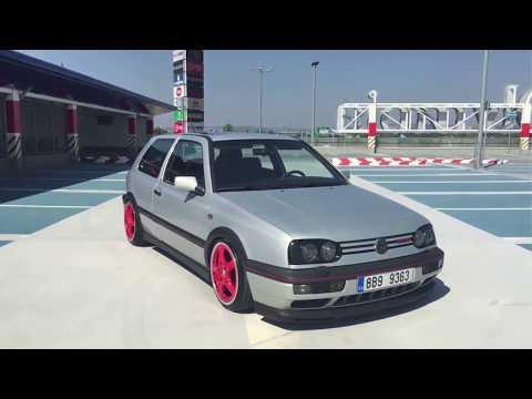 VW Golf MK3 GTI 20 Jahre