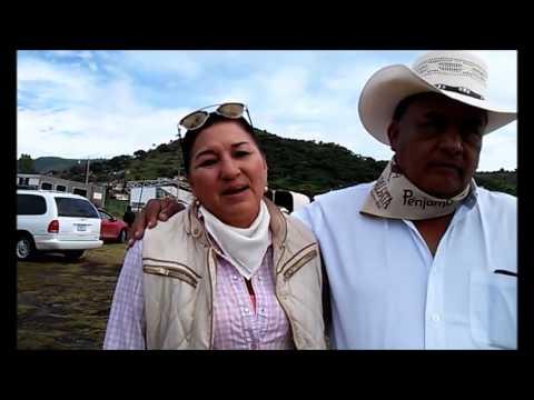 CABALGATA FEDERADA PÉNJAMO 2016  VISITANTES DE SALAMANCA