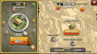 Clash of Clans in Cambodia (Khmer)