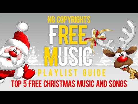 Top 5 Christmas Music || Free Christmas Music royalty free
