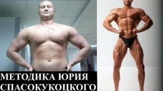 Методика Юрия Спасокукоцкого - Бодибилдинг. 12 принципов. Об авторе