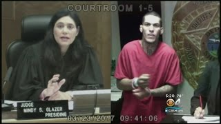 Arrested MMA Fighter Has Outburst In Bond Court thumbnail