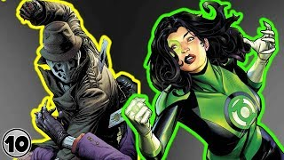 Top 10 Superheroes With Mental Illnesses - Part 2