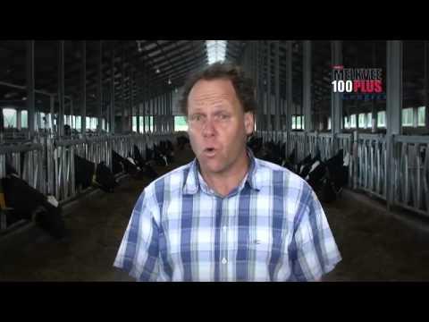 Stefan Dürr - spreker Melkvee100Plus Congres 7 november 2013