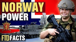 How Much Power Does Norway Have? (Forsvaret)