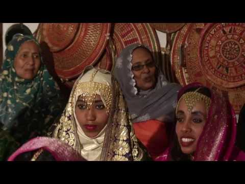 Harar International Day Celebration wedding