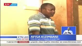 Polisi wa utawala afikishwa mahakamani kwa tuma ya kuiba chakula