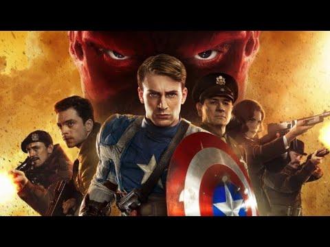 הסודות של מארוול: קפטן אמריקה