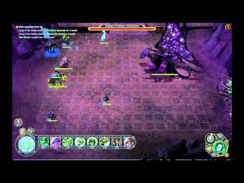 Might & Magic Heroes VI Final Battle Daughter of Malassa |