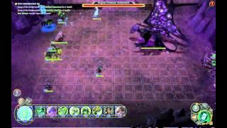 Might & Magic Heroes VI Final Battle Daughter of Malassa