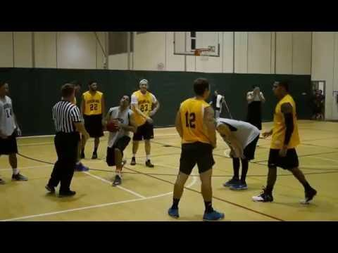 Hawaii Basketball Summer League - Electricians HI vs Chosen Few - 2nd Half  7-19-16