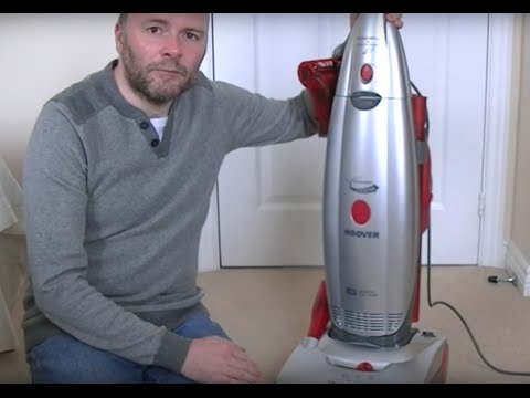 Hoover Purepower PU2122 Pets Upright Vacuum Cleaner Unboxing,Assembly & First Look
