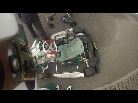 Kartbahn Hahn (Rotax Max / Tonykart)