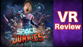 vR Review: Space Junkies