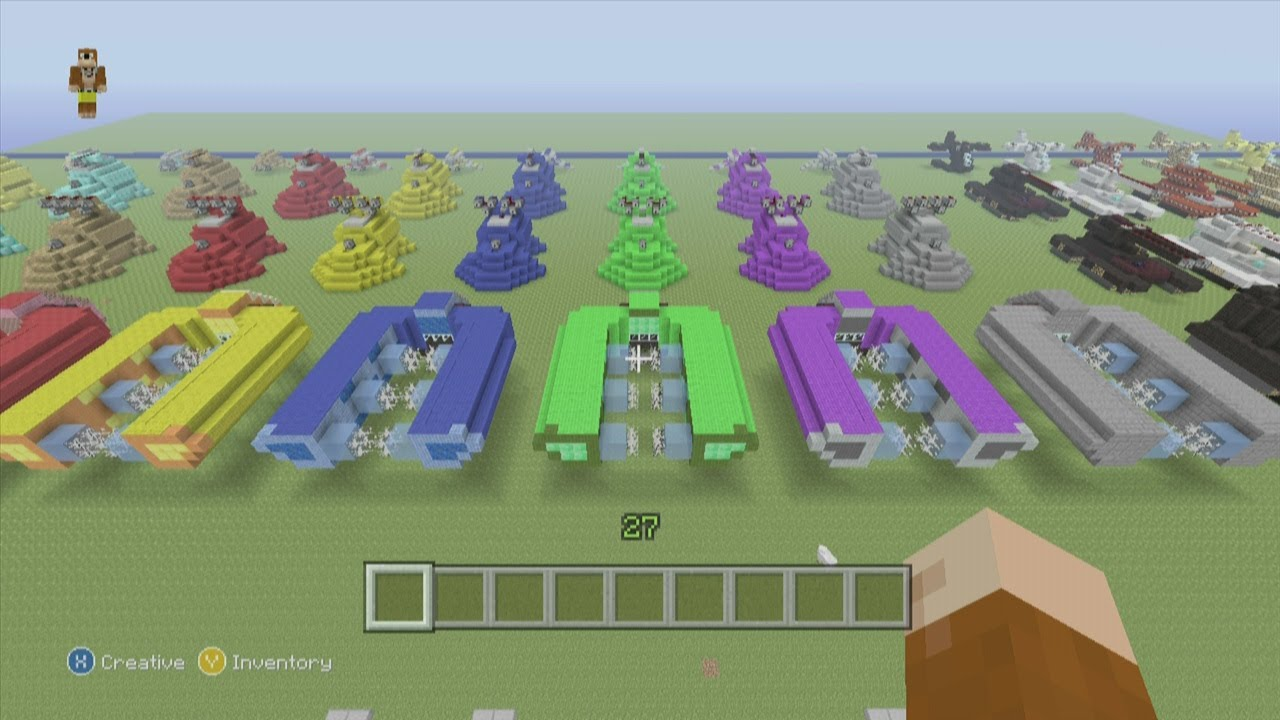Minecraft Xbox 360 Edition: How to Build a Halo Covenant ...