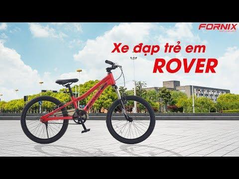 Đánh giá xe đạp trẻ em Fornix Rover