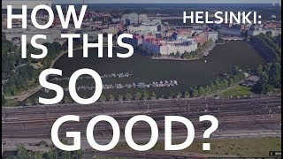 Helsinki: How to Make the Best out of a Bad Site!