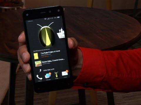 Fire Phone: características y mejores funciones del celular de Amazon