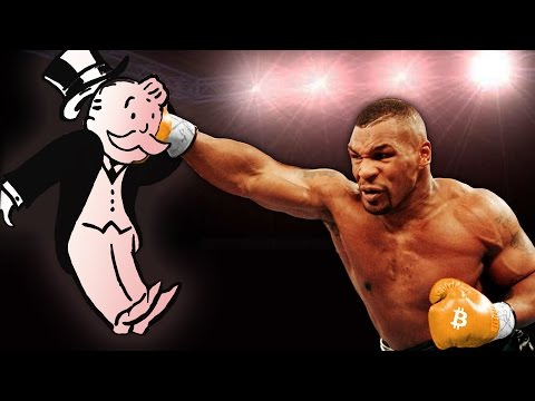 Mike Tyson Takes A Bite Out Of Bitcoin