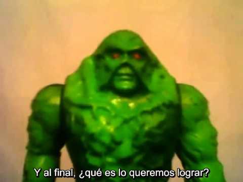 The Return of Swamp Thing (1989) VS The Punisher (1989)! Marvel VS. DC: CBMC Round 1, Fight 7Sub esp