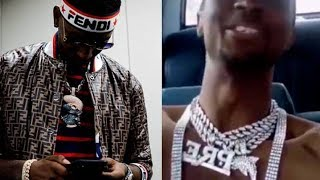 Goon From Lil Baby Hood Want 100,000 For Young Dolph Chain Dolph Robbed 500,000..DA PRODUCT DVD