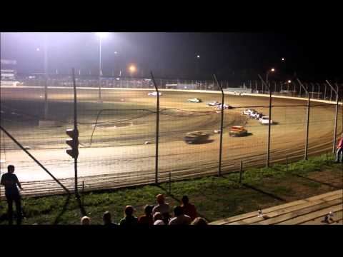 8/8/15 Bomber Feature at Portsmouth Raceway Park