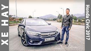 Đánh giá xe Honda Civic thế hệ mới 2017 tại Việt Nam [XEHAY.VN]  4k 