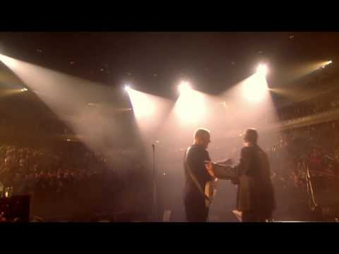 David Bowie, David Gilmour & Richard Wright - Arnold Layne - Live at the Royal Albert Hall