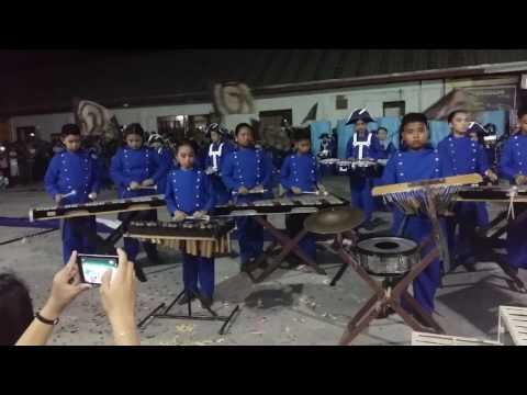 Bangkero Festival Hall Of Famer CGMES Nagcarlan Laguna
