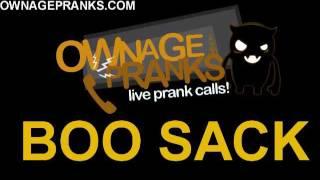 Ownagepranks: Asian Restaurant Boo Sack! *full Prank*~part 1 & 2 (buk Lau Voice)