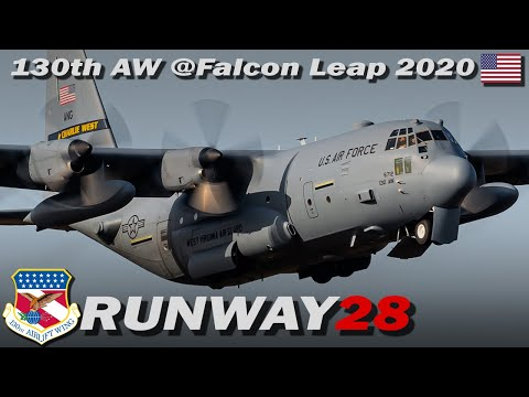 Falcon Leap 2020; Market Garden Memorial Over Flight