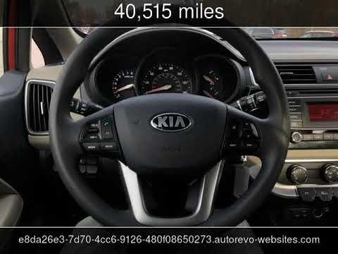 Kia Rio LX Used Cars - Ellsworth,ME - --