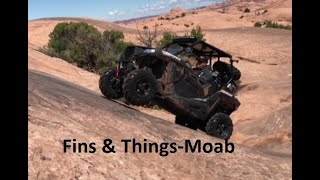 RZR 900 Trail on Fins & Things Moab Utah
