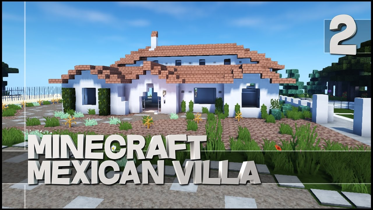 How To Build Theme Park Restaurant In Minecraft