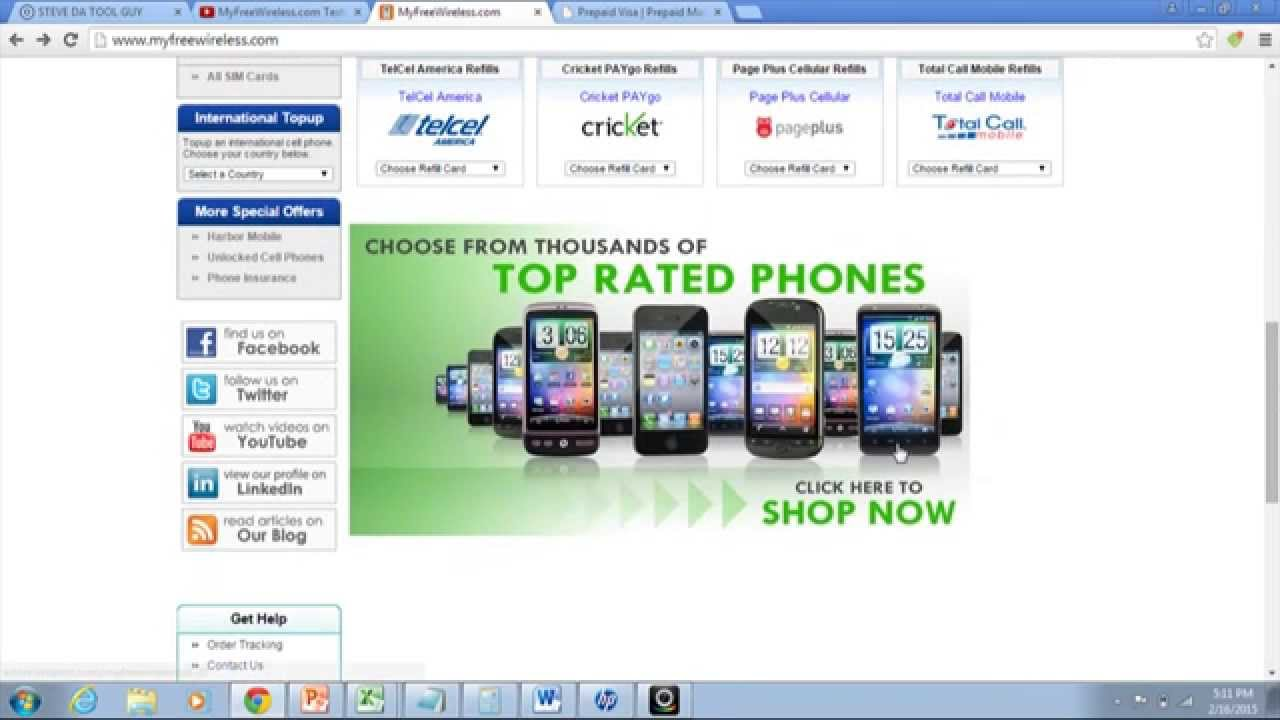 How To Get A FREE Smart Phone Without Contract or Commitment