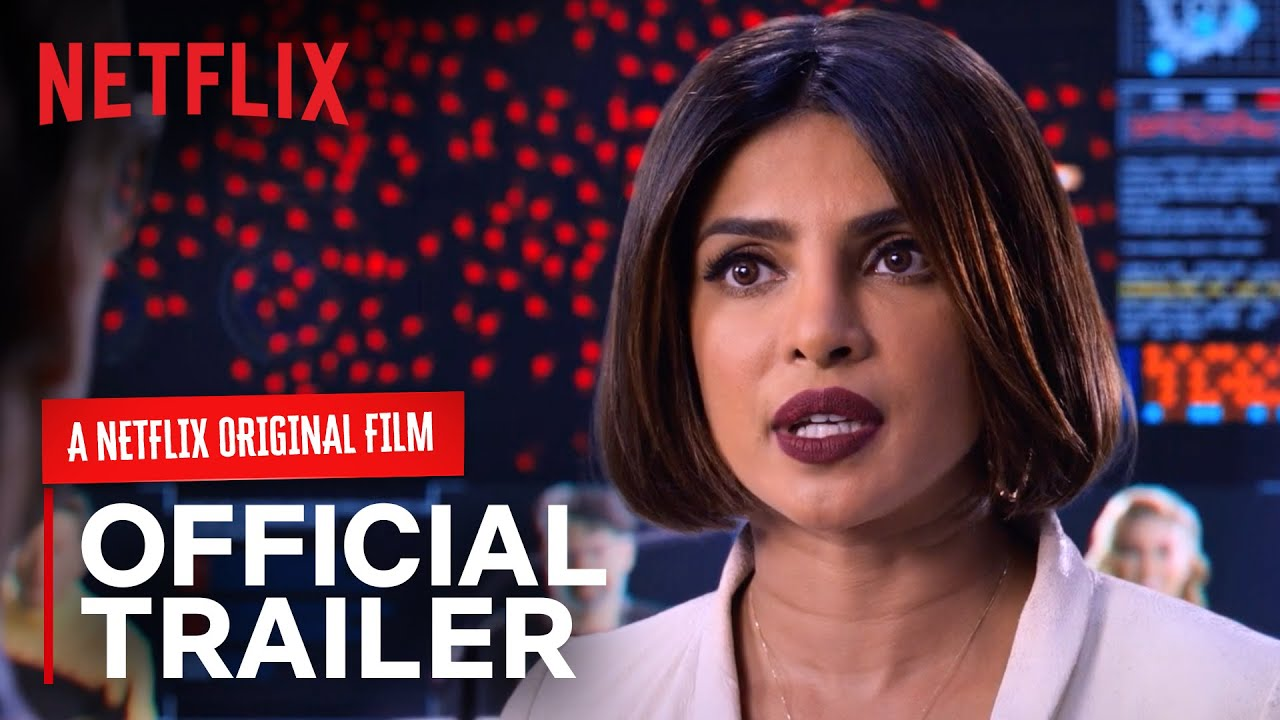 We Can Be Heroes | Priyanka Chopra & Pedro Pascal | Official Trailer | Netflix India