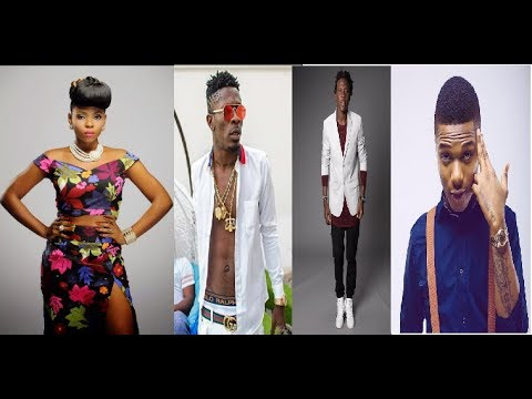 Yemi Alade says Shatta wale can never be a Super Star but Stonebwoy is a Super star